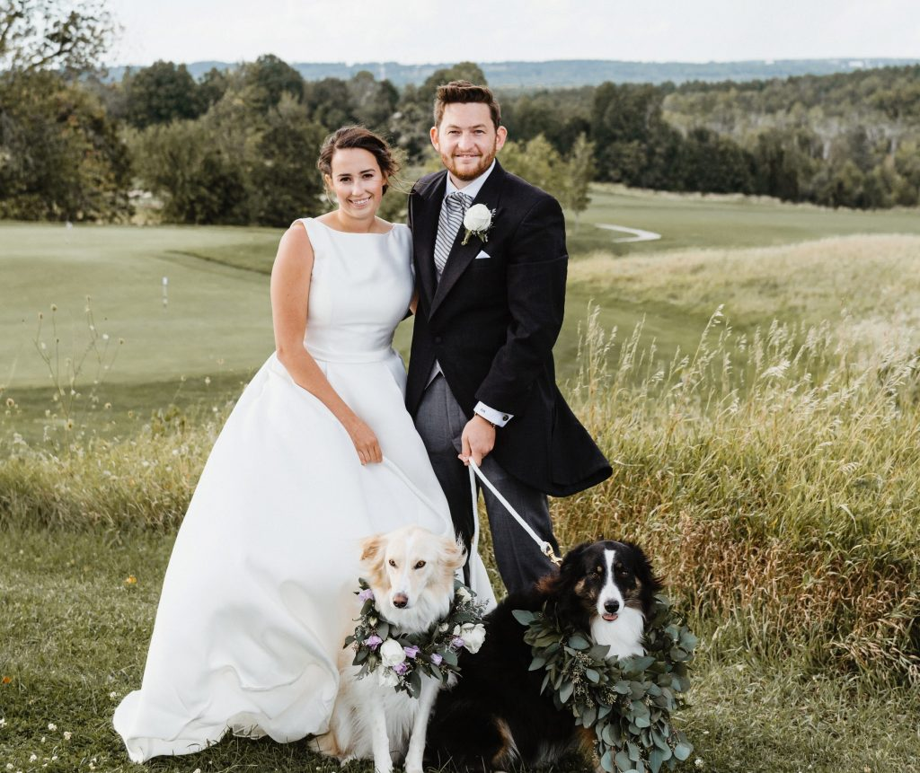 5 WAYS TO ENSURE YOUR DOG IS THE GUEST OF HONOUR AT YOUR WEDDING