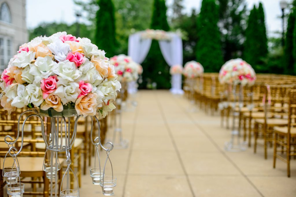 IS IT POSSIBLE TO PLAN A DESTINATION WEDDING WITHOUT EVER VISITING MY VENUE
