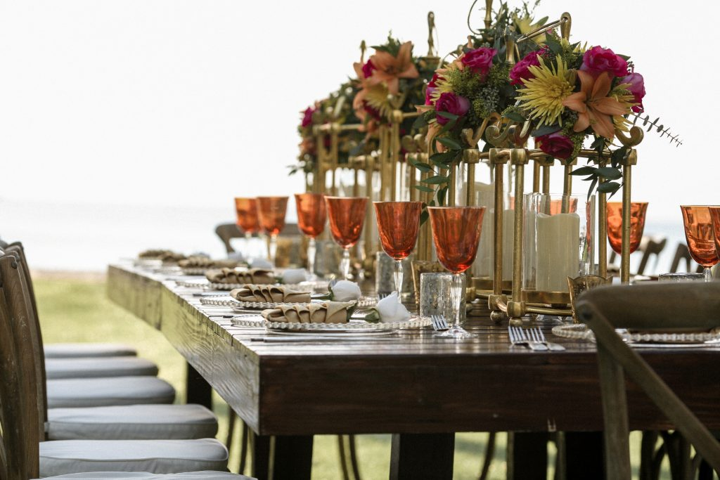 Your Ultimate Luxurious Wedding Reception Checklist